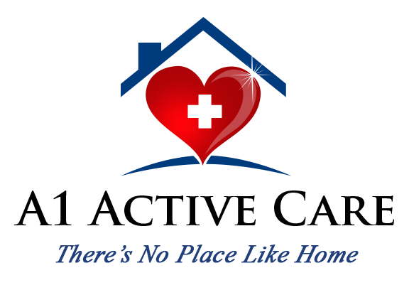 Logo A1 Active Care - Home Care for Greater Atlanta